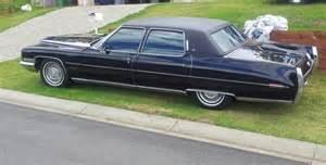 1971 Cadillac Fleetwood Brougham For Sale 1971 Cadillac Fleetwood Brougham In Narangba Qld