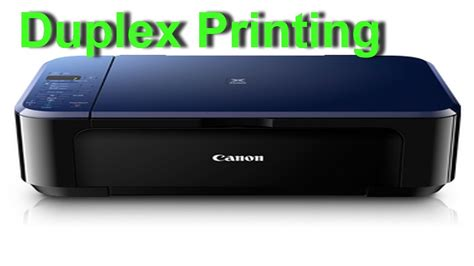 Printer Canon Pixma E510 canon pixma e510 duplex printing preview
