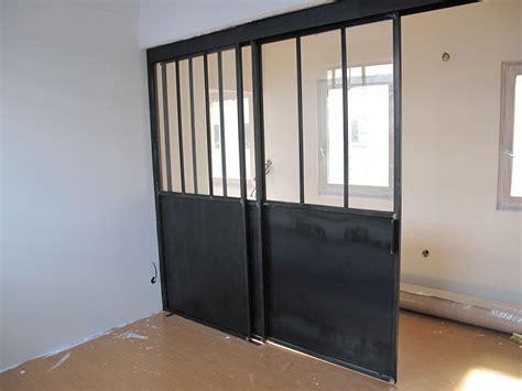 Démonter Porte Coulissante 5177 by Porte Cloison Coulissante Le Bois Chez Vous