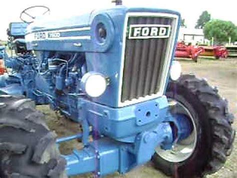vendo tractor ford 7600 turbo 4x4 prr $15000 dolares youtube