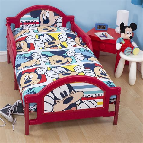mickey mouse clubhouse bed thomas the train toddler bed set home furniture design