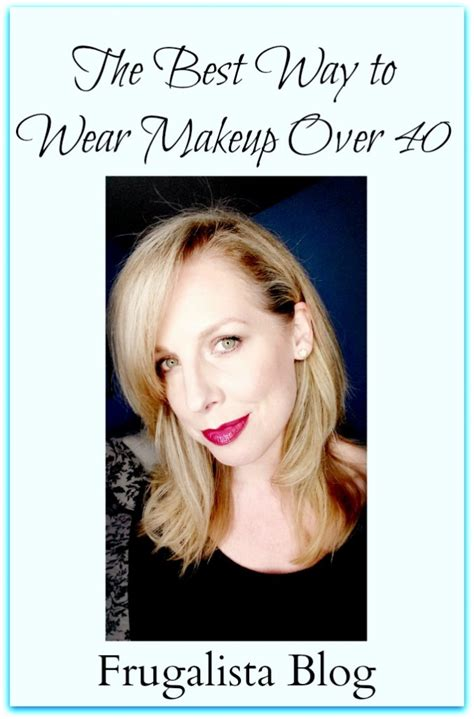 makeup tutorial for over 40 makeup for women over 40