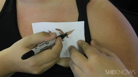 tris bird tattoo be divergent a diy tris costume is for