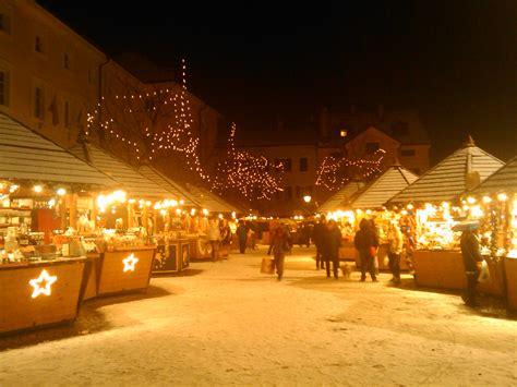 banchetti di natale bolzano mercatino di natale bressanone