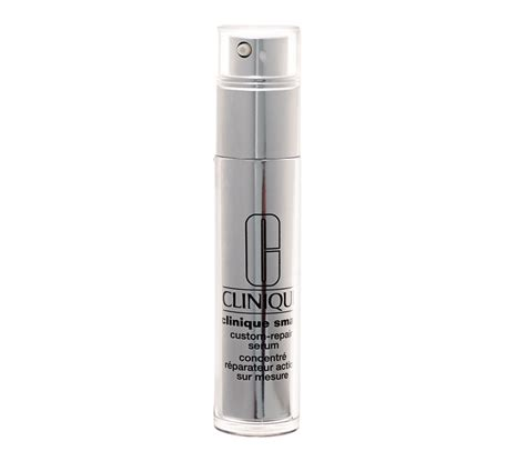 Serum Clinique clinique smart custom repair serum 6 products that ll make your skin glow real simple