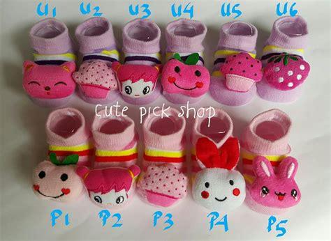 Kaos Kaki Baby 3d by Jual Kaos Kaki Boneka 3d Kaos Kaki Lucu Model Sepatu
