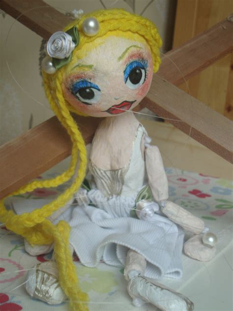 How To Make A Paper Mache Puppet - papier mache marionette stringed puppet tutorial how i
