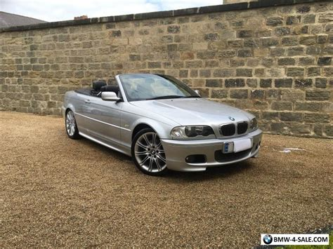 Bmw 325 Ci by 2001 Sports Convertible 325 For Sale In United Kingdom