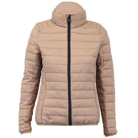 Quilted Padded Coat by Padded Jacket Womens Coat Quilted Hooded