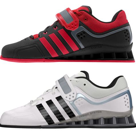 adidas powerlifting shoes adidas adipower weightlifting shoes in white