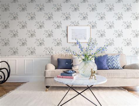 Maison Decor by Maison Babette Nr 3701 46 Floral Folklore Blue