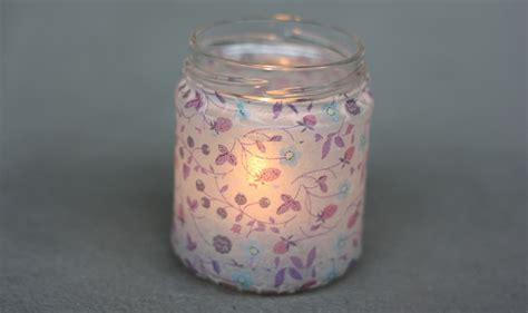 handmade candle holder home designing