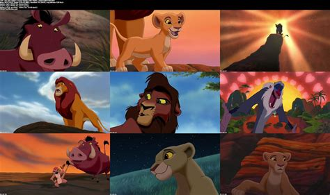 film lion king 2 the lion king 2 simba s pride 1998 brrip dual audio 500mb