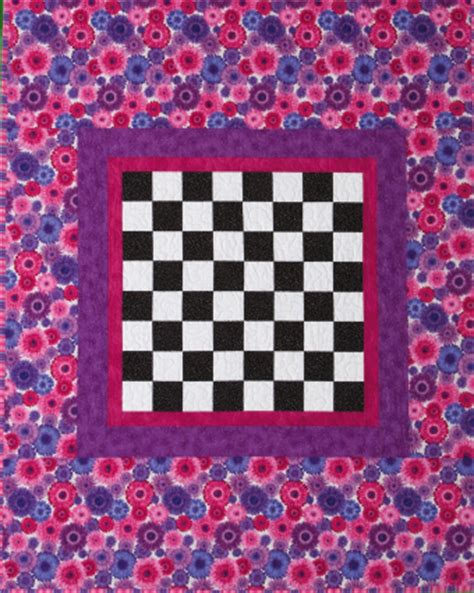 Quilt Pattern Boards by Checkerboard Quilt Pattern From C T Publishing