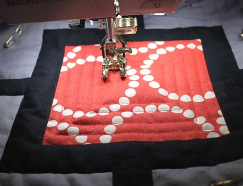 How To Free Motion Quilt On A Sewing Machine by How To Free Motion Quilt On A Regular Sewing Machine