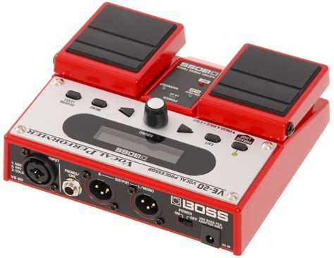 Harga Ve 20 Vocal Effects Processor ve 20 vocal processor