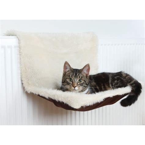 hamac pour chat radiateur hamac bicolore hamac lit de radiateur pour chat