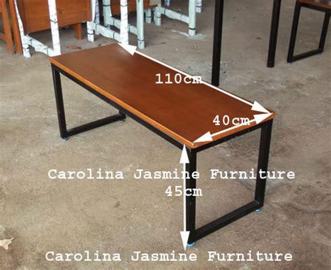 Sho Metal Ukuran Kecil meja cafe dan meja rumah makan