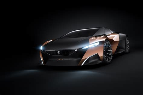 peugeot onyx wallpaper cars concept peugeot onyx wallpaper allwallpaper in