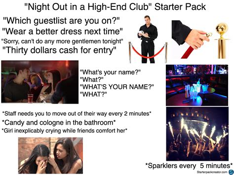 mofos bathroom quot night out in a high end club quot starter pack rebrn com