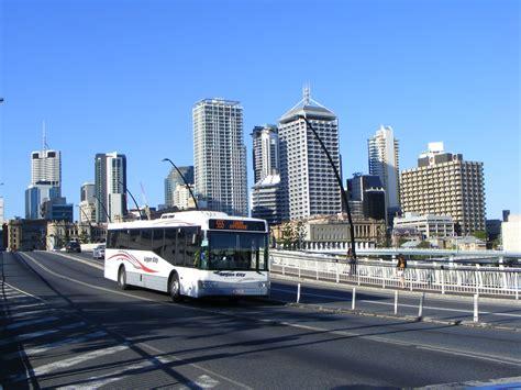 australiashowbuscom bus image gallery logan city bus service