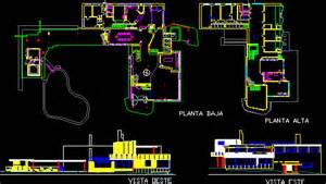 Japanese House Floor Plan villa mairea alvar aalto en dibujo de autocad bibliocad
