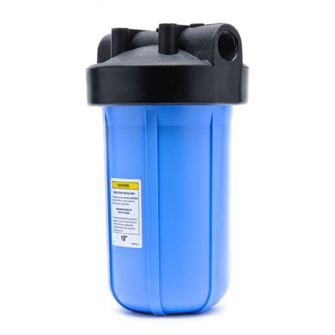 Filter Air Water Filter Housing 10 Puretrex 1 pentek hfpp 1 wpr10 big blue whole house 10 inch filter housing