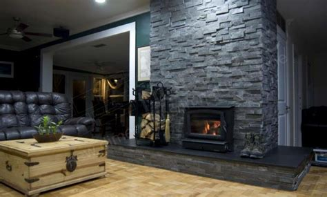 Sample Backsplashes For Kitchens by Natural Stacked Stone Veneer Fireplace Stack Stone