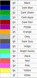 minecraft color code symbol symbol pixel related keywords symbol