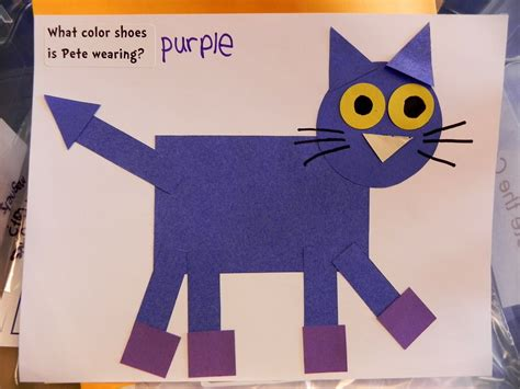 pattern cat art lesson libraryland pete the cat play to learn