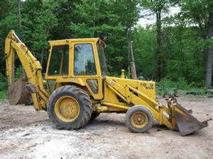 Ford 550 Backhoe Used Farm Tractors For Sale Ford 550 Backhoe 2010 05 20