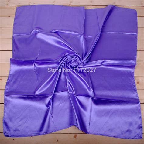 scarf 2014 solid color silk scarf satin large