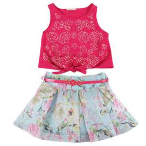 conjunto blusa bordada saia tule estampada rosa petit cherie novo bebe