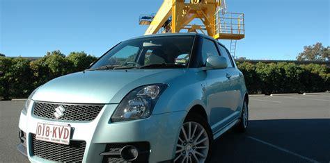 Suzuki Sport Road Test Suzuki Sport Review Road Test