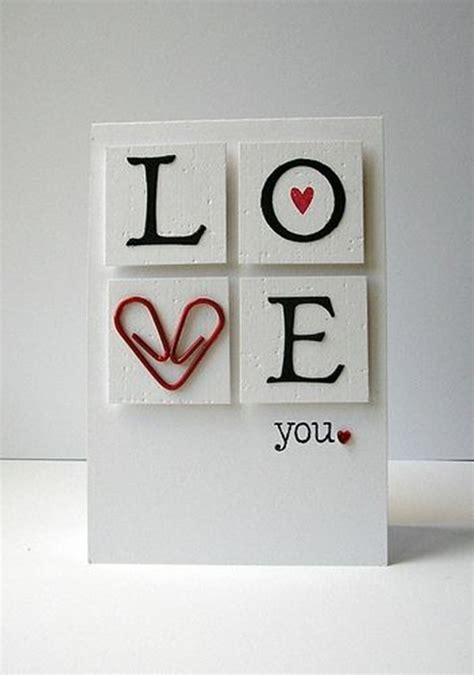 40 ideas for valentine s day cards