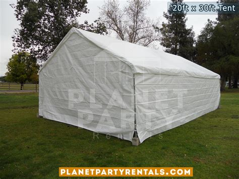 Canopy Tent Rental Tent 20ft X 30ft Rental Partyretanls Canopy Tents Chairs