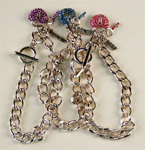 s recalls children s metal charm bracelets due to