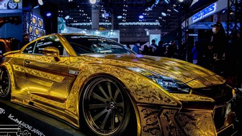 golden cars golden cars of dubai sheikhs 2018