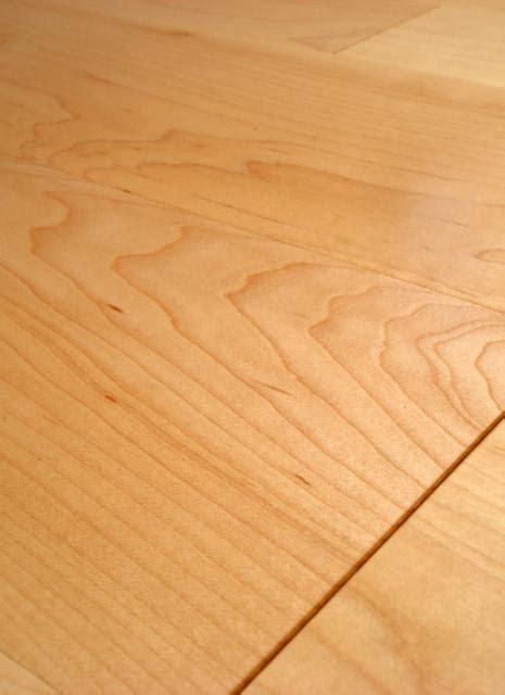 Select Grade Hardwood Floors by Owens Flooring 3 Inch Maple Select White Grade