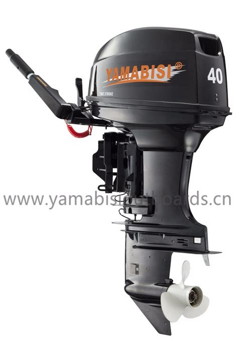 outboard motor boat hs code china 2 stroke 40hp yamabisi outboard motor outboard