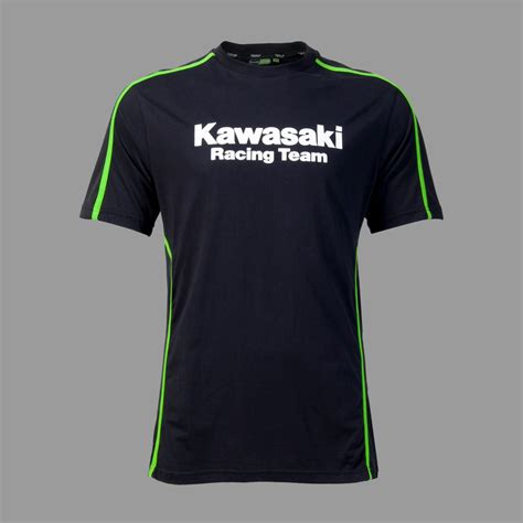 Kawasaki Racing Tshirt kawasaki racing team t shirt