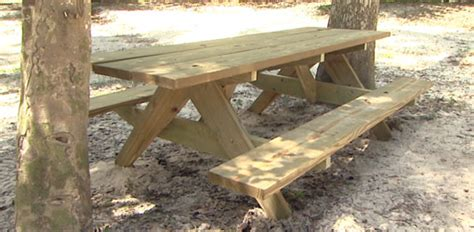 Diy Wood Picnic Tables Local Building A Picnic Table For Your Yard Today S Homeowner