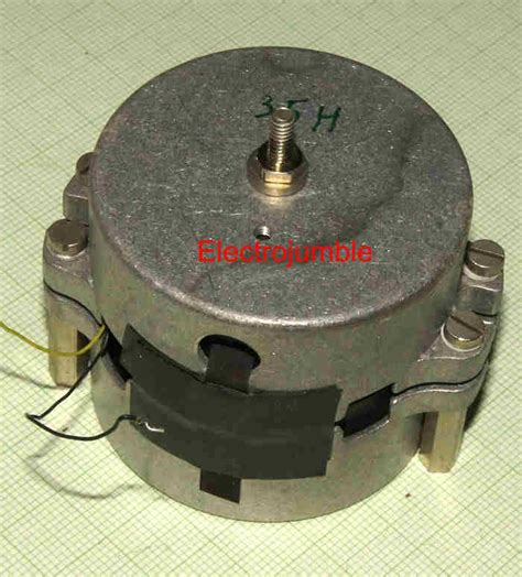 pot inductor inductive