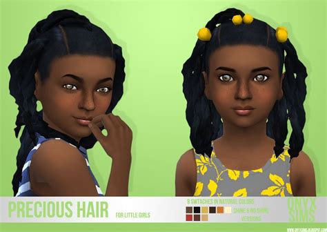 ponytailsims 4 child 1000 images about sims 4 hair on pinterest ea sims 4