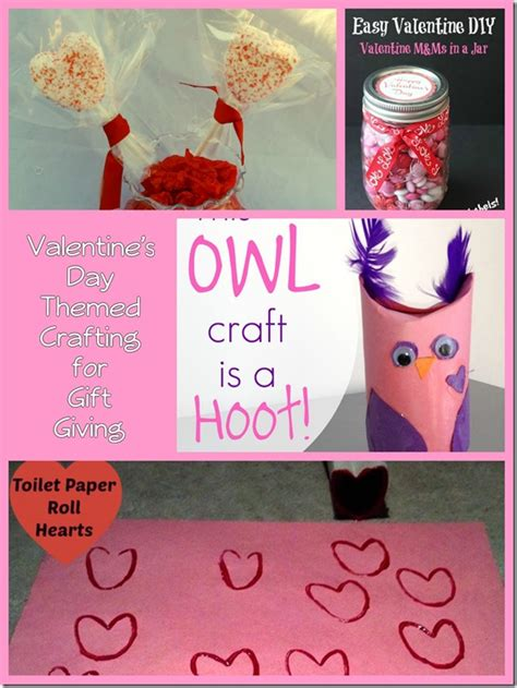 themed gift giving valentine s day themed crafting day by day in our world