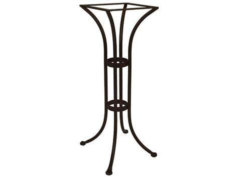 wrought iron table bases ow wrought iron bar table base bt01 base