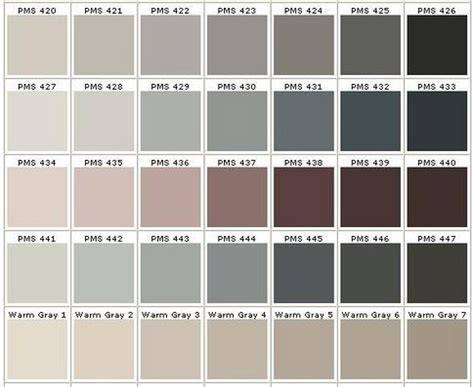 types of grays 960 best images about color me beautiful on pinterest