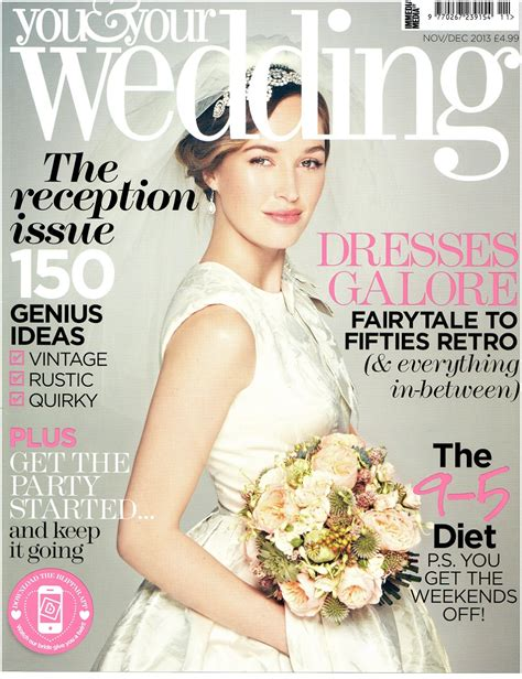 wedding magazine get your free bridal magazine today