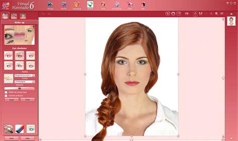 virtual hairstyles design studio virtual hairstudio 6 salon edition помощник в создании