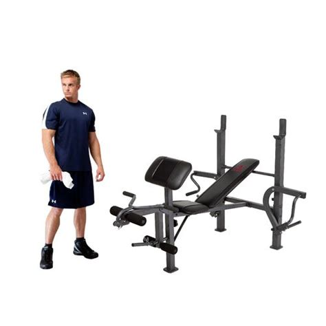 academy workout bench marcy diamond elite standard weight bench academy